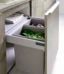 küche-direkt in hunteburg - wir erfüllen küchenträume ! - Küche Abfallsammler