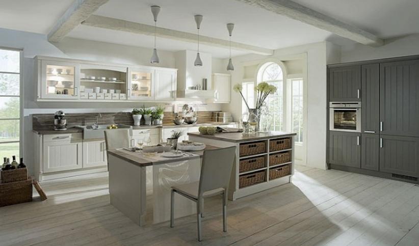 küche-direkt in Hunteburg - wir erfüllen Küchenträume ! | {Küchen landhausstil grau 64}
