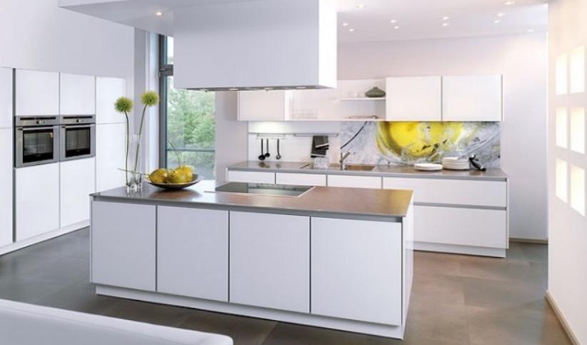 Best Küchen Hochglanz Weiß Photos - Best Einrichtungs & Wohnideen ...